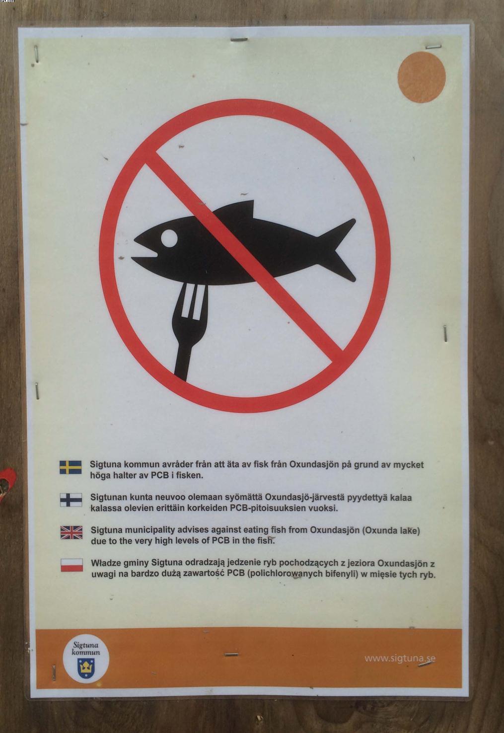 Fiskvarning